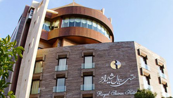 مهراس کویر - هتل رویال شیراز
